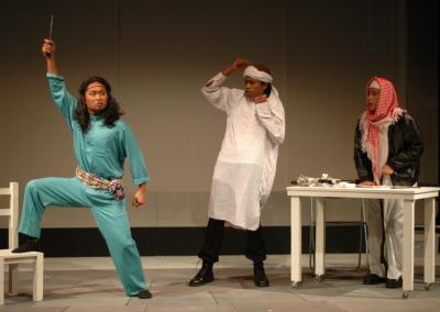 Instant Café Kurang Manis (2008)