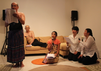 Staged Reading of Sex Violence Blood Gore by Alfian Sa'at