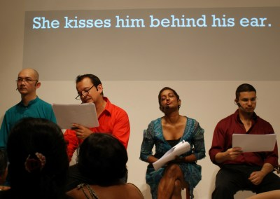 Staged Readings at CHAI