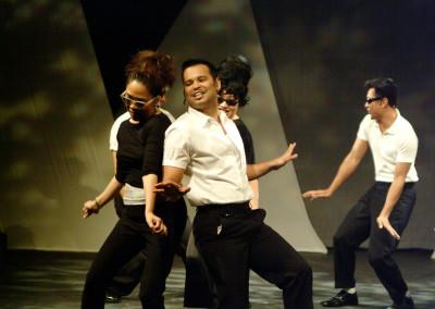 AP Ramlee Dance Close-up