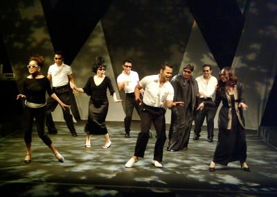 AP Ramlee Group Dance